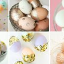 15 divertidas ideas para decorar los HUEVOS de PASCUA