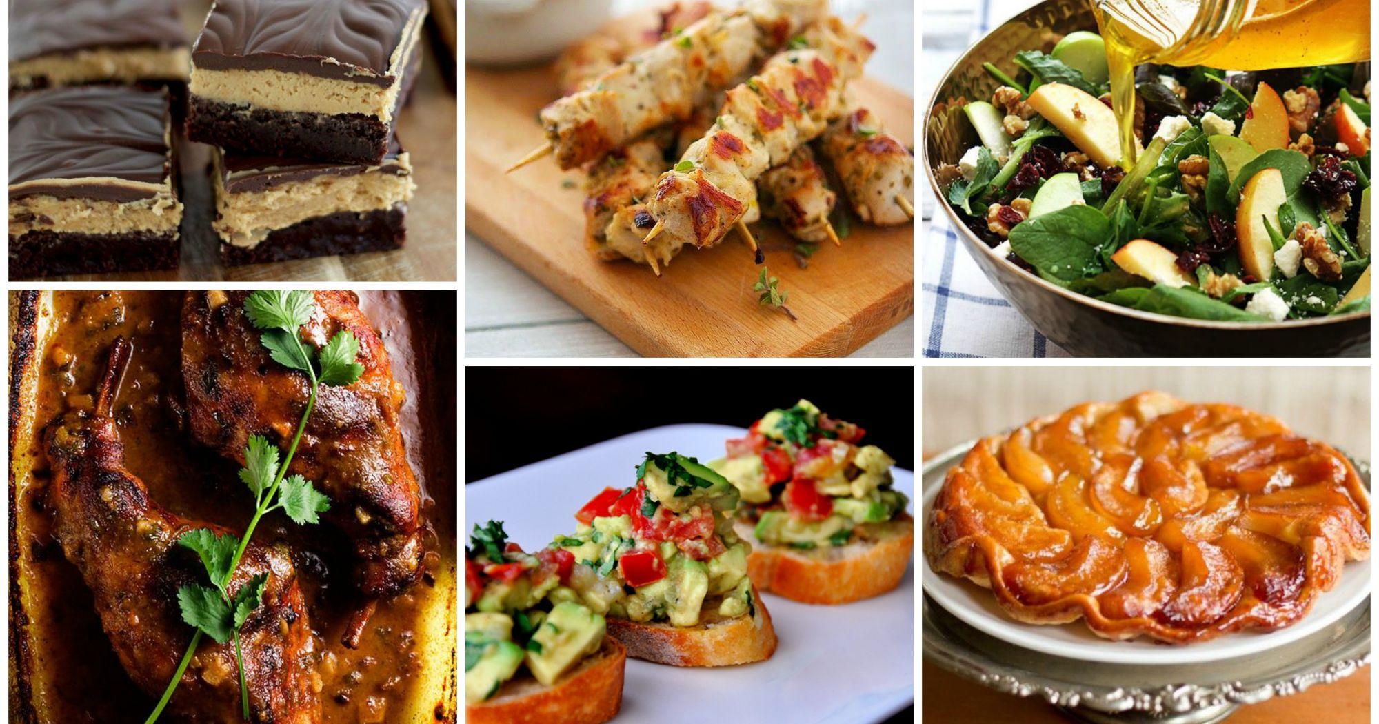 20 ideas gourmet para una nochevieja en el trabajo - Ideas para cena de nochevieja ...