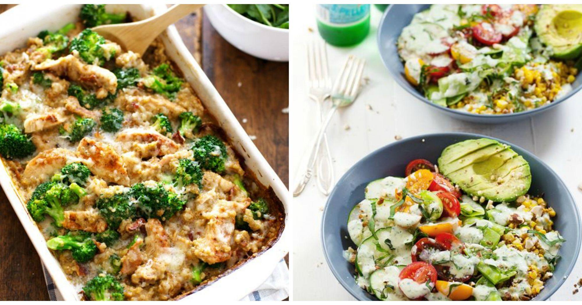 Ideas de preparación de comidas de 300 calorías