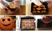 ORANGE is the new black: prepara este original brownie para Halloween