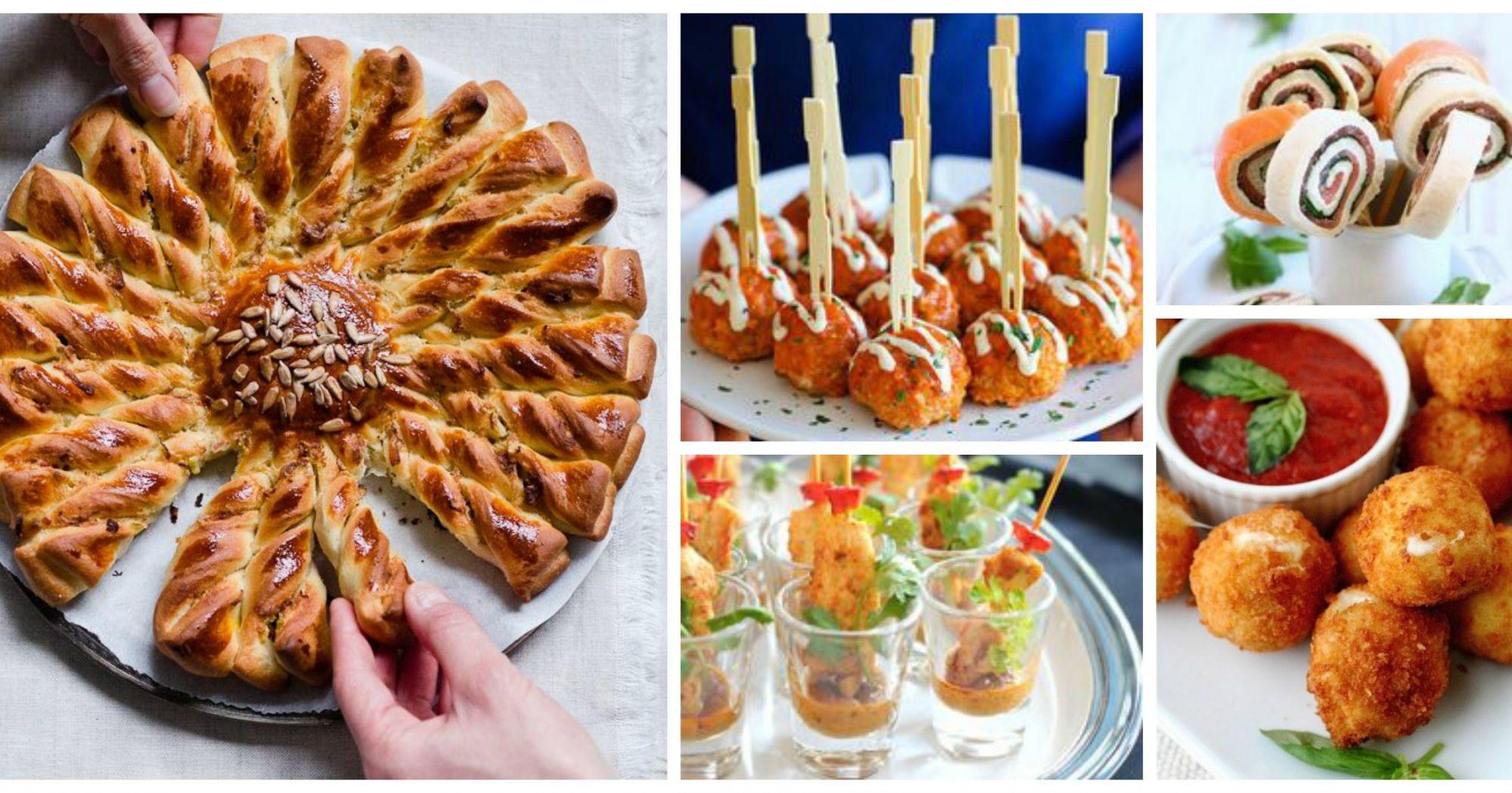 Finger food 25 delicias para comer con la mano for Ideas de comidas caseras