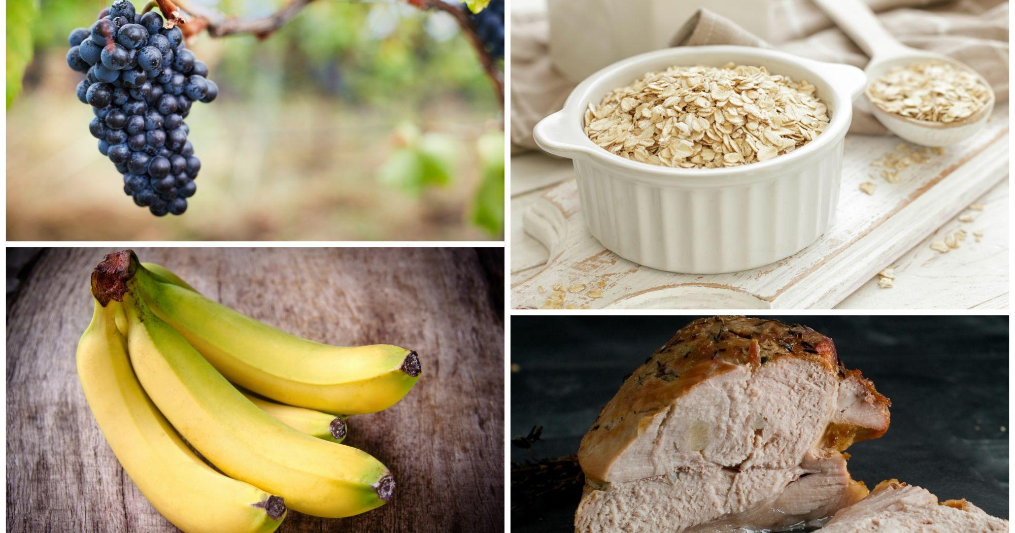 Que alimentos no se deben comer para bajar de peso potasio, cloro, fsforo