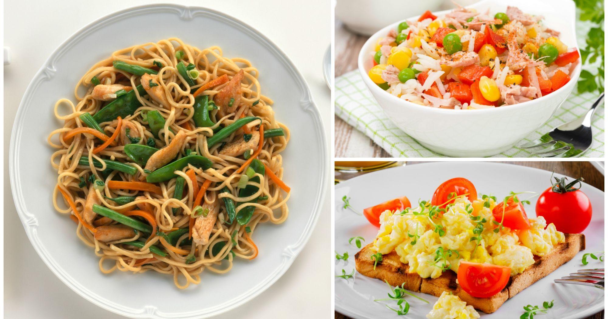 Ideas de platos f ciles y econ micos para hacer en menos - Platos originales y sencillos ...