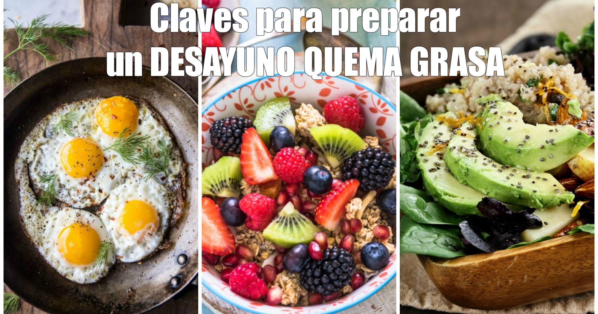 Alimentos para aumentar el metabolismo