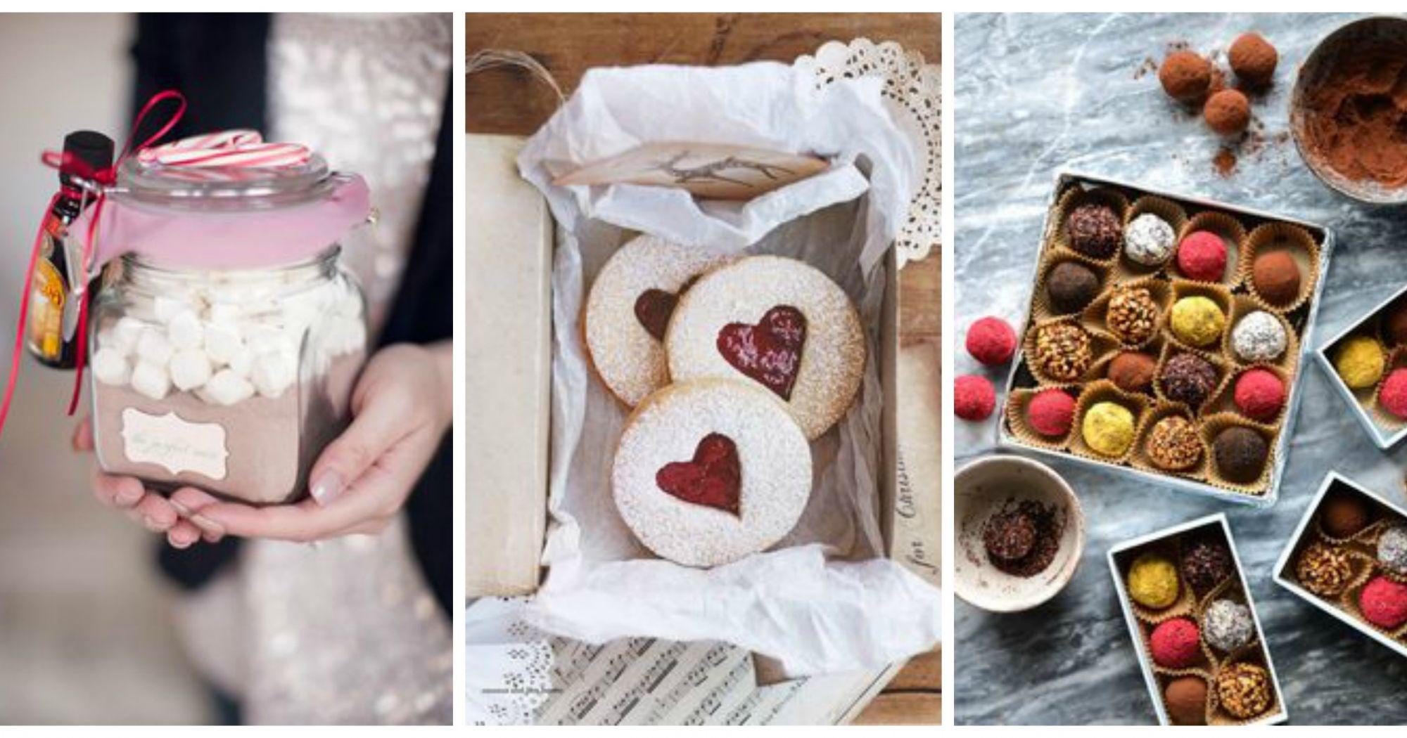 25 geniales regalos comestibles que puedes hacer t mismo - Regalos navidad padres ...