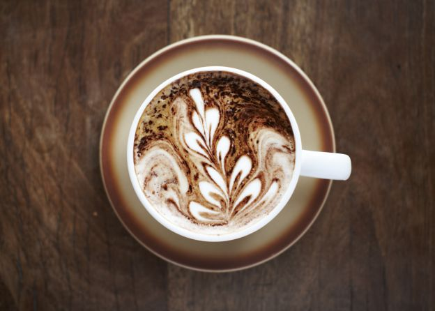 how to do cappuccino at home