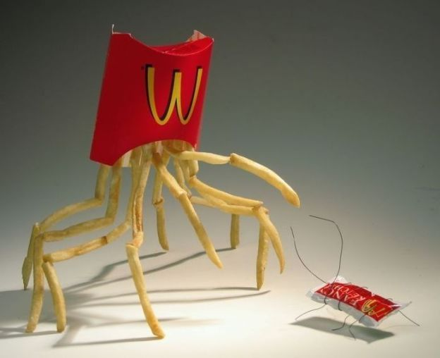 McDonald's revela de qué están hechas sus patatas fritas