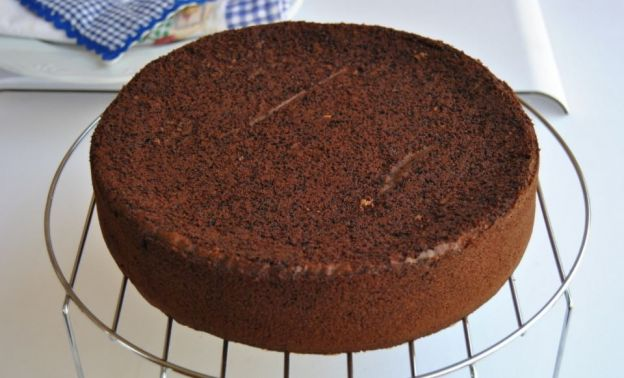 Tarta de chocolate sin harina, azúcar ni leche
