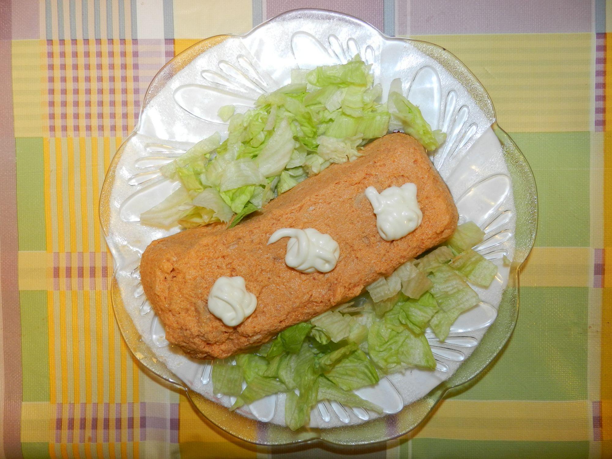 Pastel de at n con nata en microondas 3 7 5 - Bizcocho con microondas ...