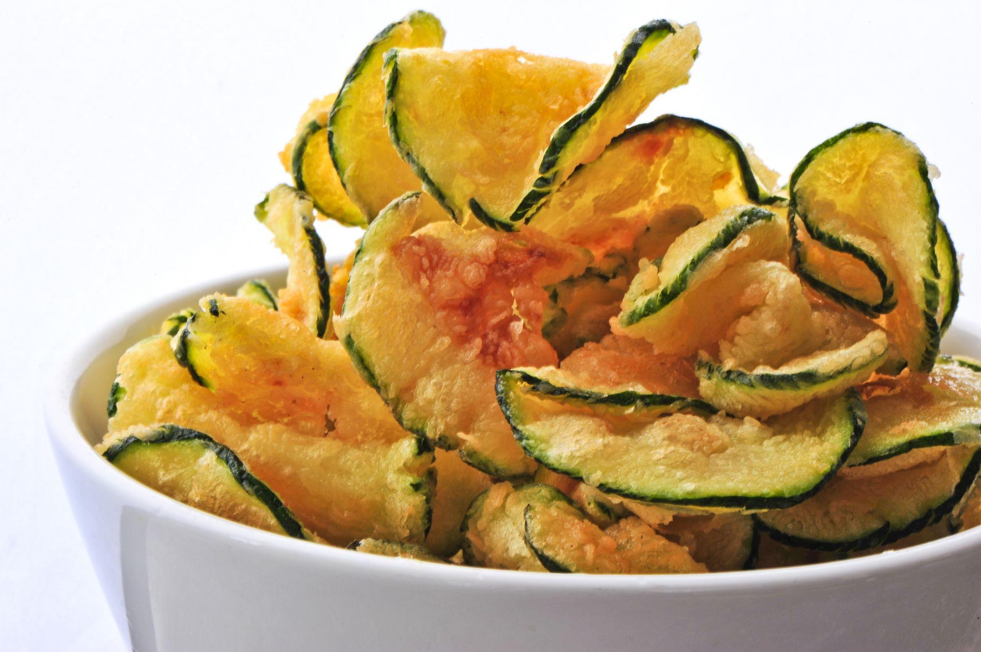 Que Cocinar Con Calabacin | Nuestras Recetas Favoritas De Calabacin Frito