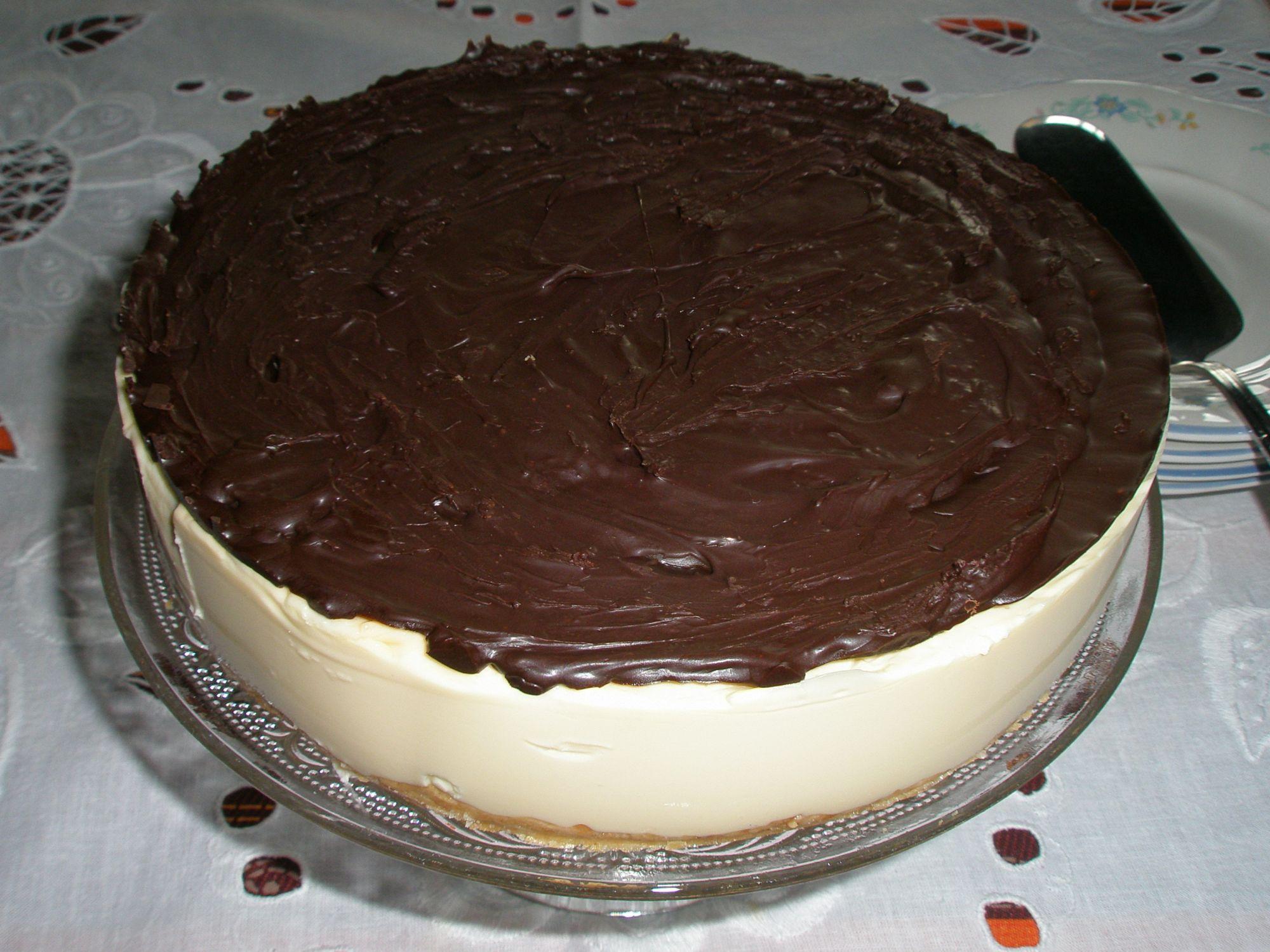tarta de crema Méjico