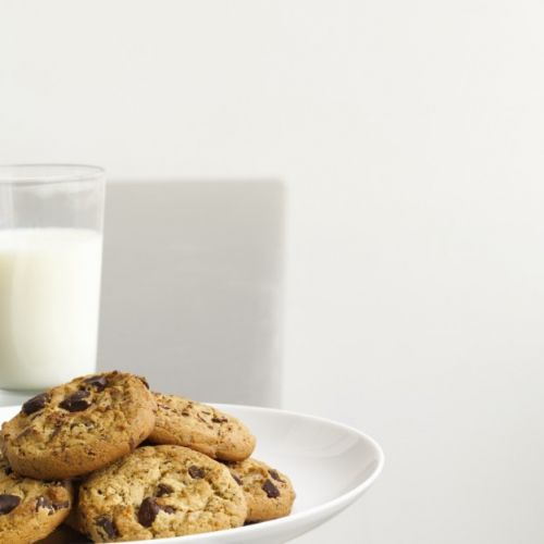 1. Cookies con pepitas de chocolate