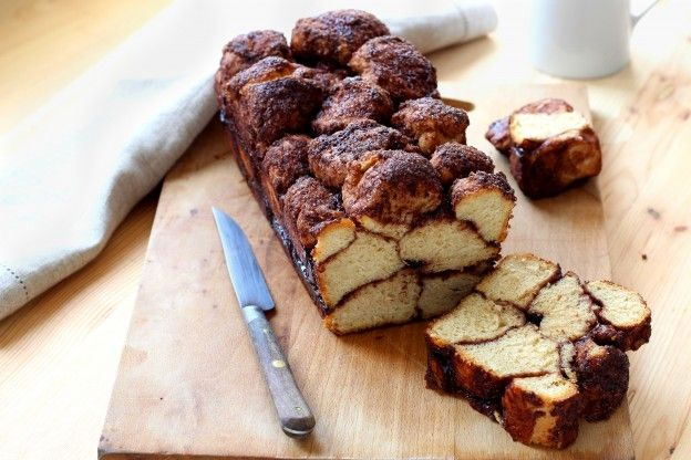 ¡Delicioso Monkey bread!