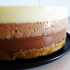 24.- TARTA DE TRES CHOCOLATES