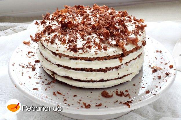 Tu Layer cake está lista