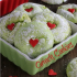 Galletas del grinch