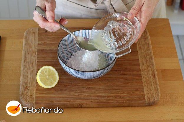 10. Empezamos a preparar el glaseado