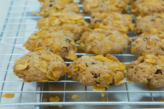 Cookies con cereales