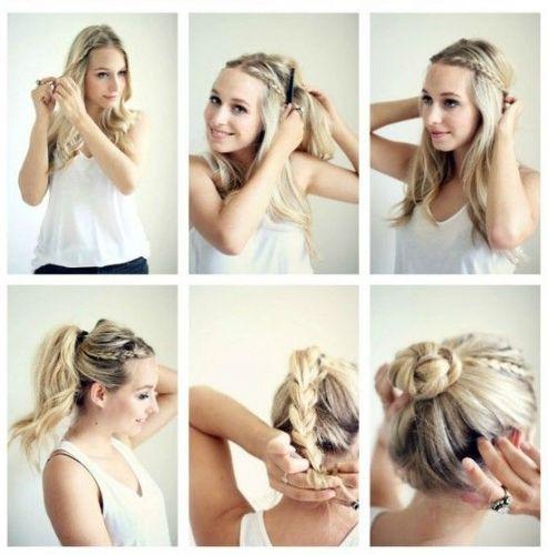 5 peinados fciles y rpidos para hacerte t misma - Peinados Rapidos Y Faciles