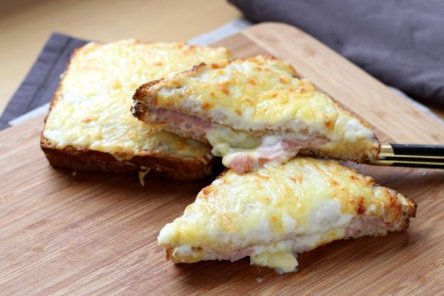 El croque-monsieur