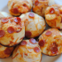 5. Pizza cupcakes