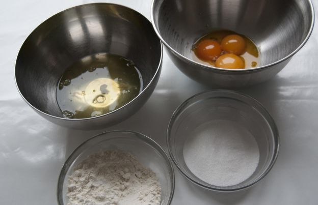 1. Ingredientes