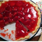 Strawberry Pie en corteza
