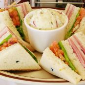 Sandwiches club