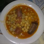 Garbanzos Mancera
