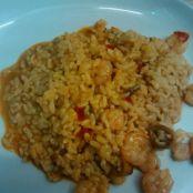 Paella de peix 4 5 - Paella de pescado ...