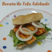 Filetes de Tofu Adobados