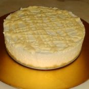 Tarta de queso y lemon curd