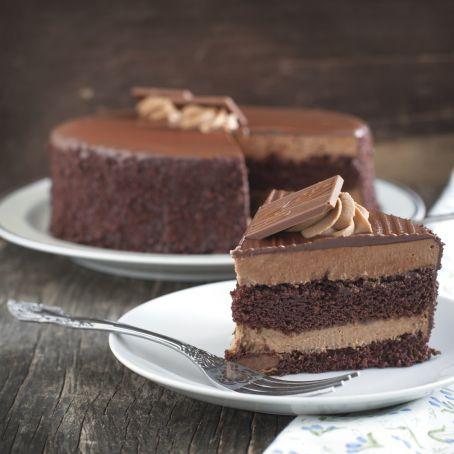 Tarta de chocolate en capas (4.2/5)
