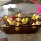 Brownie de Pascua