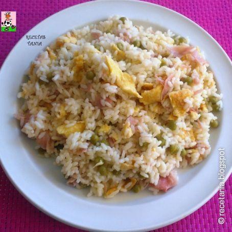 Recetas de arroz tres delicias for Cocinar arroz 3 delicias