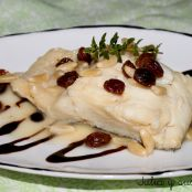 Bacalao agridulce con microondas