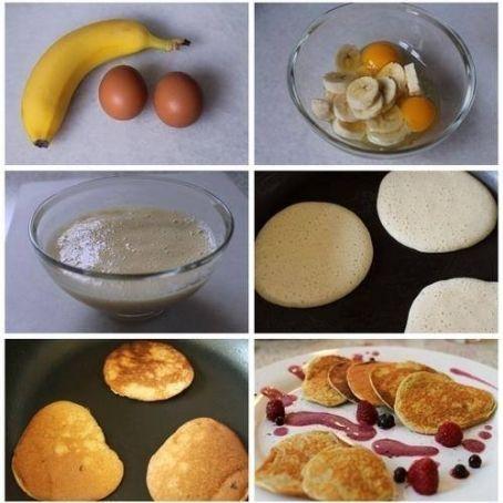 Tortitas De Plátano Muy Fáciles 4 2 5
