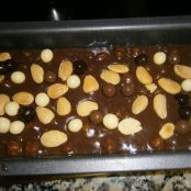 Pastel de chocolate - Paso 3