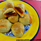 Mini bollitos preñaos