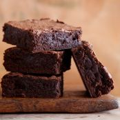 El brownie de chocolate perfecto