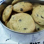 Galletas Cookies con Thermomix