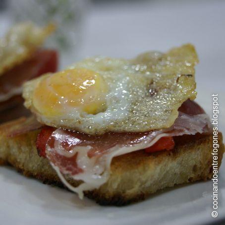 receta pintxo huevo codorniz