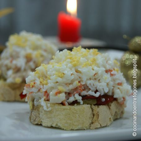 recetas de pintxos con chatka