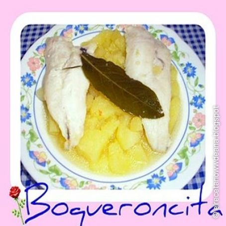 Pescado en blanco fussion cook