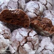 Crinkles de chocolate en thermomix