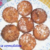 Galletas rellenas de natillas