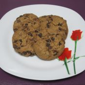 Cookies de chocolate caseras