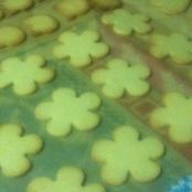 Galletas de almendra para decorar