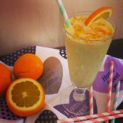 Cóctel orange colada