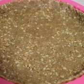 Tarta de mandarinas en el microondas - Paso 2